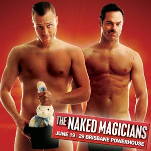 The Naked Magicians