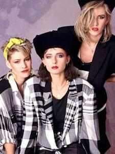 Bananarama in Australia 80s music