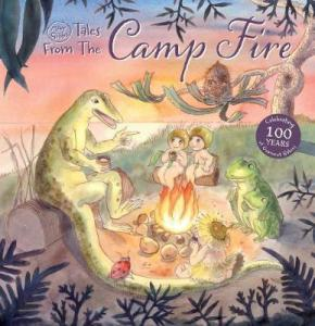 May Gibbs Tales From The Camp Fire cover