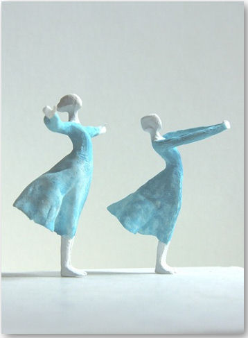 Miniaturskulpturen - © Tanaka Kazuhiko
