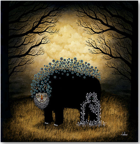 The Unseen Gather in Secret - © Andy Kehoe