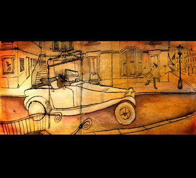 Illustration von Eva Garcés - © Eva Garcés, Nonoray
