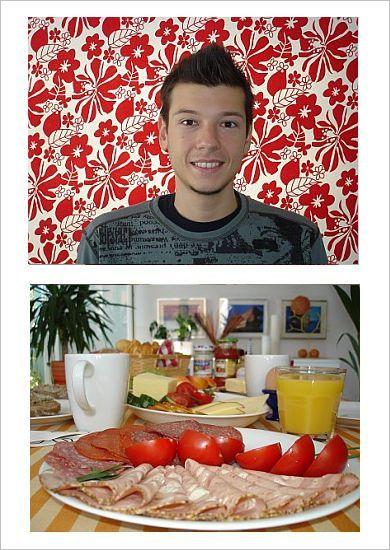 Herr Bellerophons Frühstück - © Herr Bellerophon