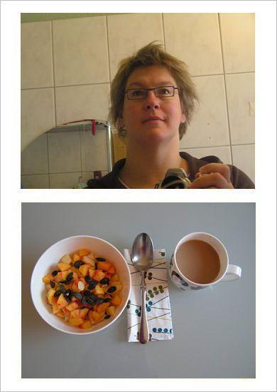 Frau Indicas Frühstück - © Frau Indica