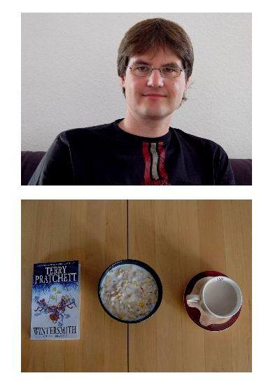 Michaels Frühstück - © Michael