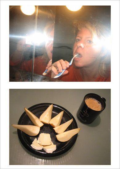 Lisaneuns Frühstück - © Lisaneun