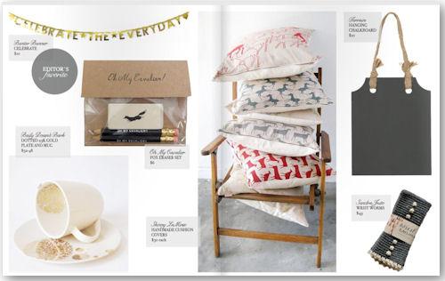 © Creature Comforts, Gifted Magazine