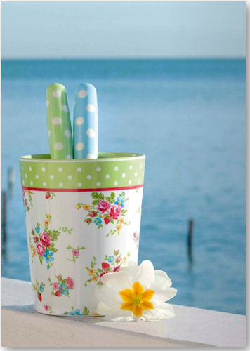 aus der Frühlings- und Sommer-Kollektion 09 - © Greengate A/S
