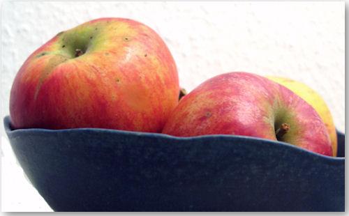 Äpfel neue Ernte - © Liisa