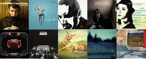 Liisas Top Musik-Alben 2007