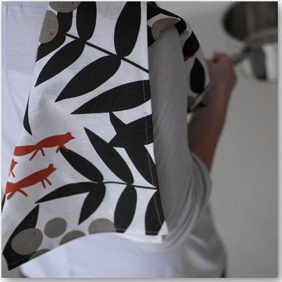 Küchenhandtuch Red Fox - © New House Textiles