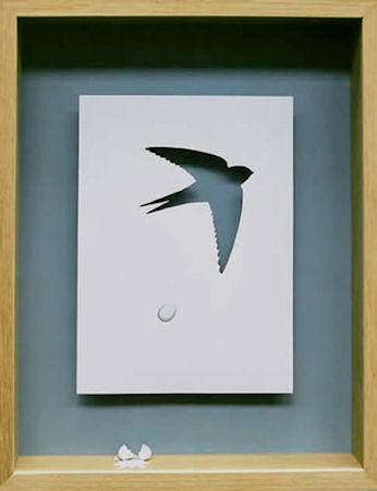 Broken Bird, 2006 - © Peter Callesen