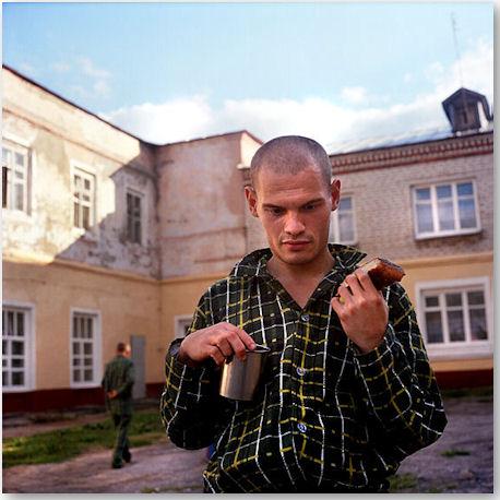 Aus der Serie Russia: Therapy Farm - © Rena Effendi