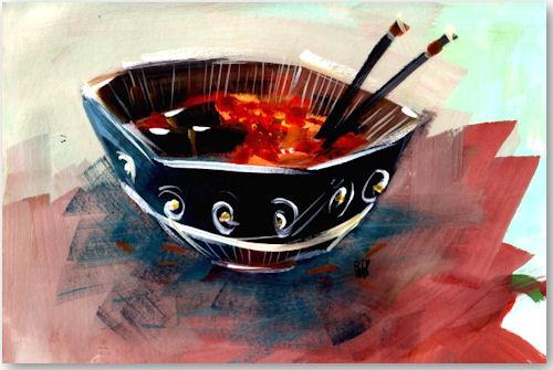 Kimchee - © Riki Takaoka