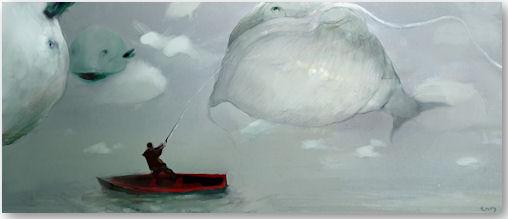 speedpaint fishing - © Sergei Ryzhov