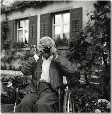 Aus der Serie In Würde altern - © Stefan Loeliger
