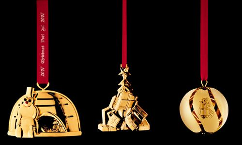 Georg Jensen Christmas Classics Collection 2007 - © Georg Jensen