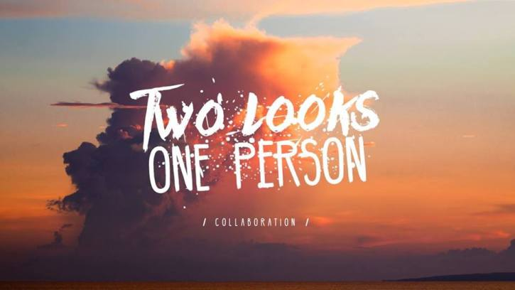 two looks one person