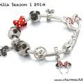 Disney bracelet charms for pandora