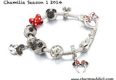 Disney Charms For Pandora Bracelet