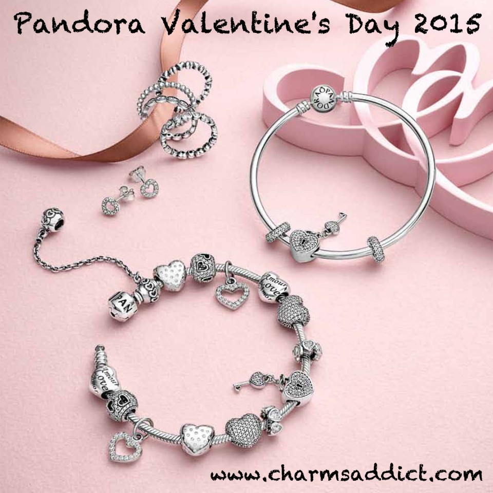 Pandora Valentines Day 2015 Distribution Exclusives