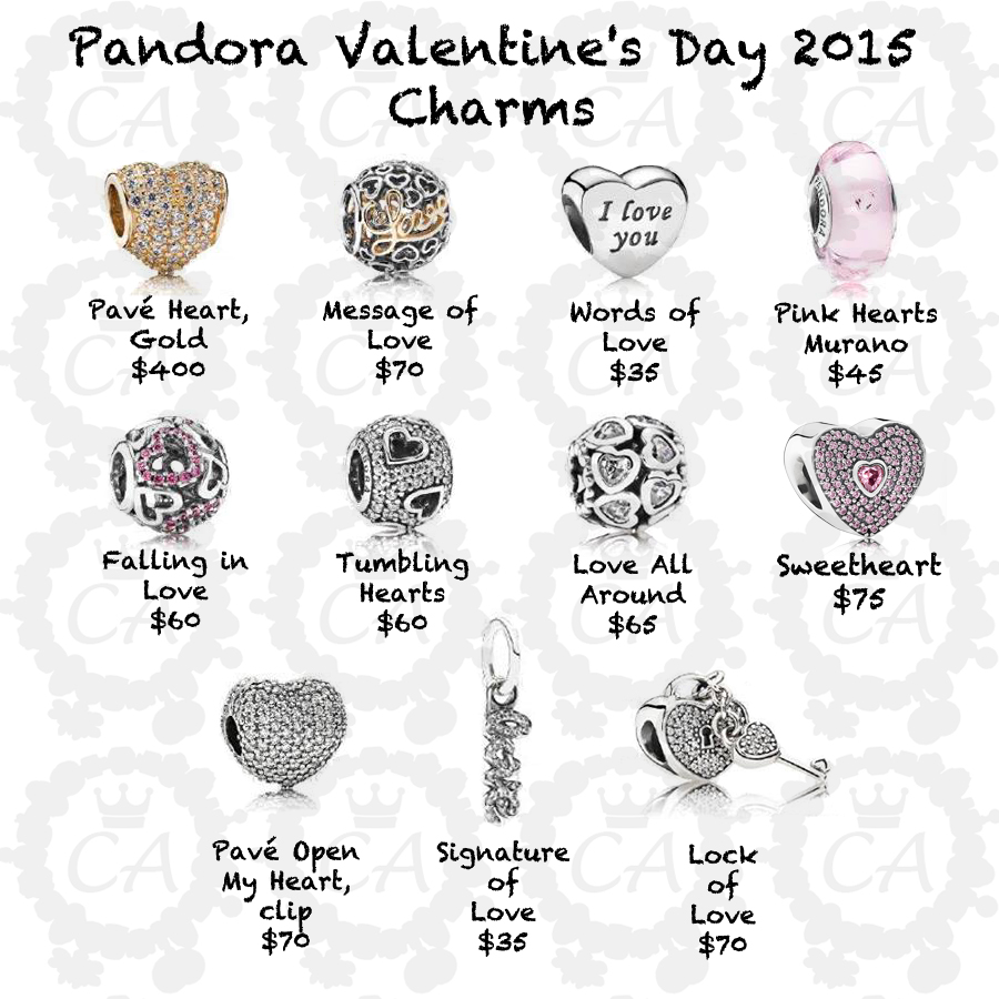 how much does a pandora necklace cost ,pandora charms