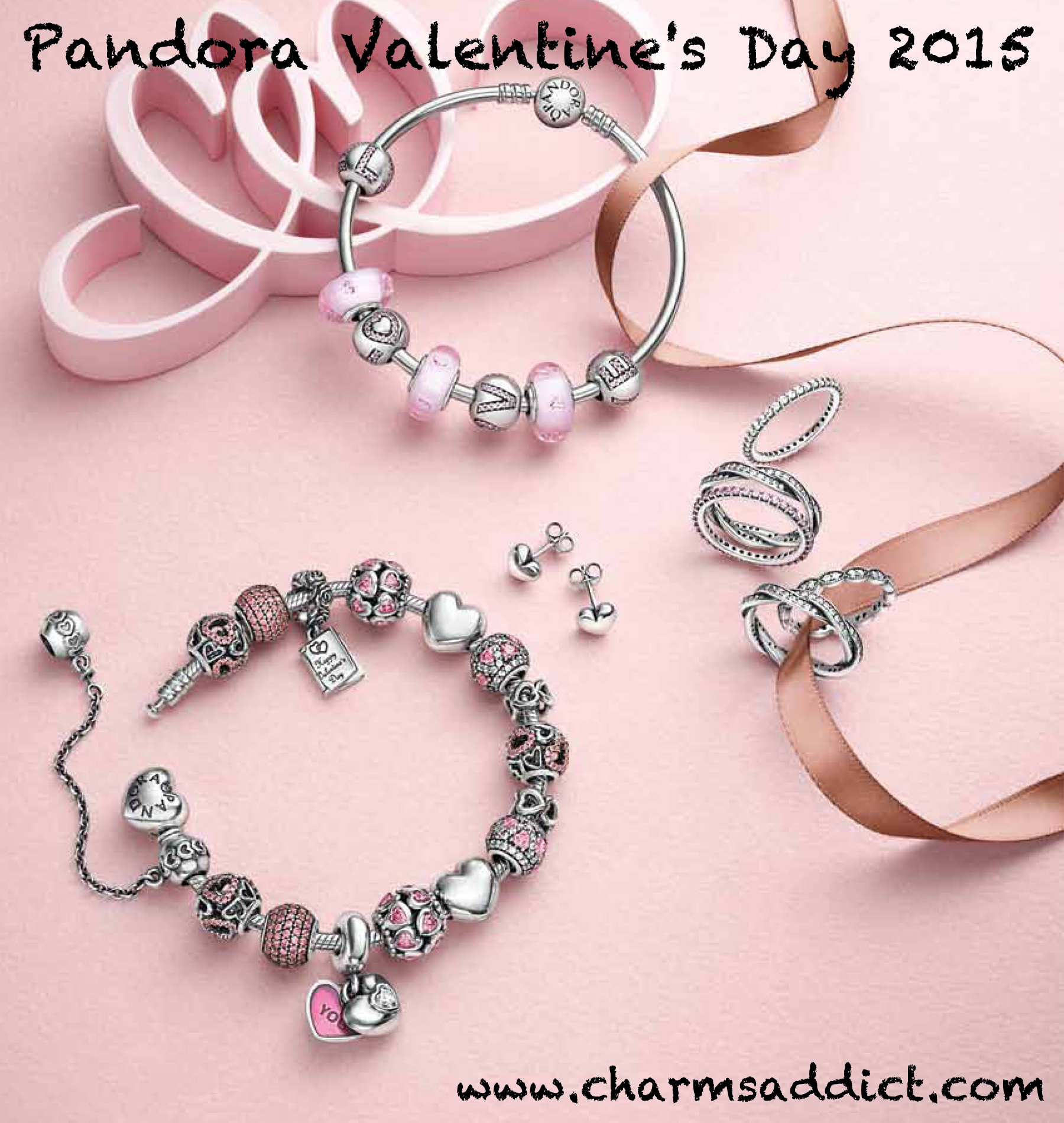 Pandora Valentines Day 2015 Collection Prices Charms Addict