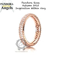 Pandora Rose Gold Rings