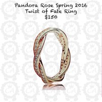 Pandora Rose Spring 2016 Collection Prices | Charms Addict