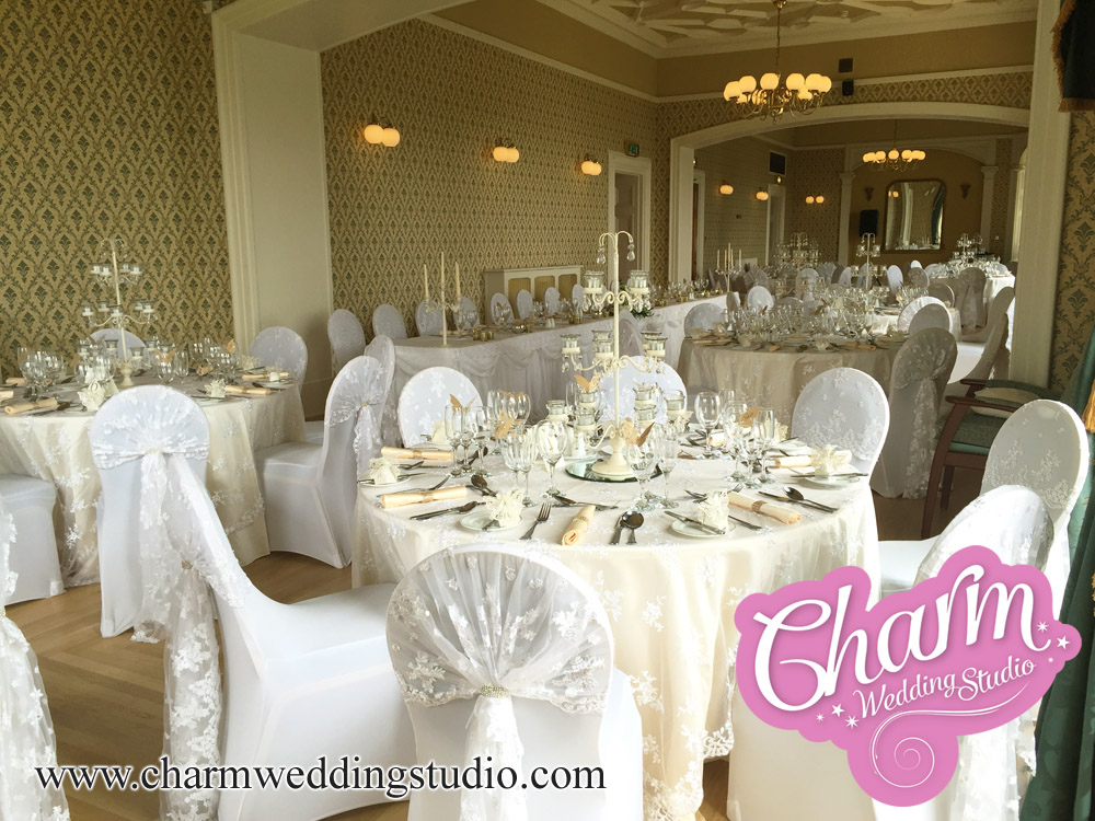 banquet chair covers ireland best seat cushion for office wedding belfast northern charm studio select