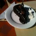 Chocolate Fish Cake