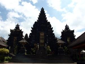 Temple for Vishnu