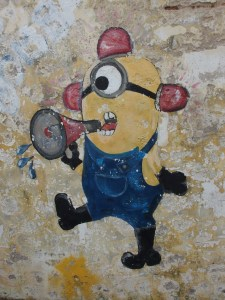 Minions are taking over the world