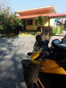 Lovely hostel, away from Bangkok ;)