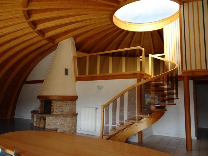 Maison Ronde Domespace Danne Et Quatre Vents Moselle