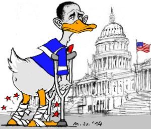 obama lame