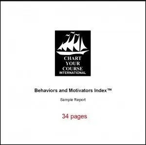 Personality and Behavior Assessments DISC
