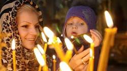 На калядныя службы прыйшлі 120 тысяч беларусаў