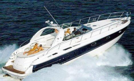 cranchi 39 yacht charter em ibiza