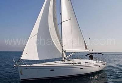 barco de carta em Ibiza