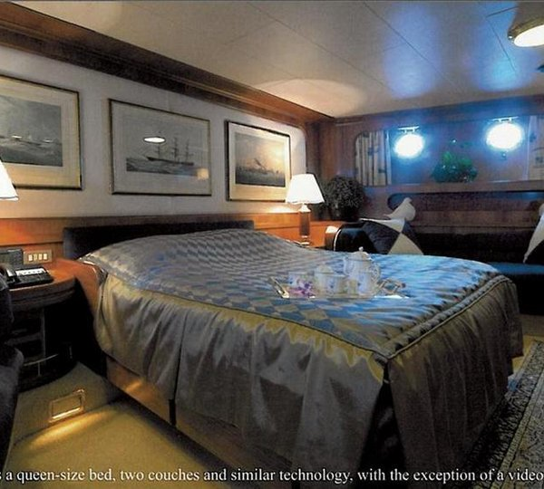 Yacht BLUE GOLD Benetti CHARTERWORLD Luxury Superyacht