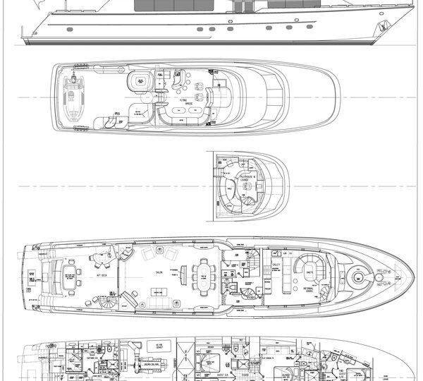 No Delivery Fees For Westport 112 Motor Yacht OASIS in the