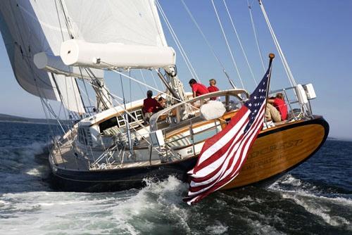 Yacht H406 Hodgdon Yachts CHARTERWORLD Luxury