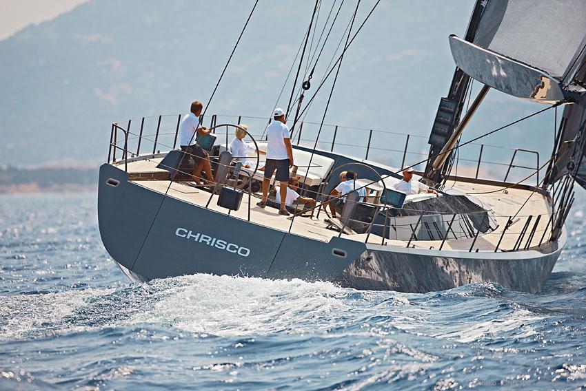 Yacht CHRISCO Construction Navale Bordeaux Cnb