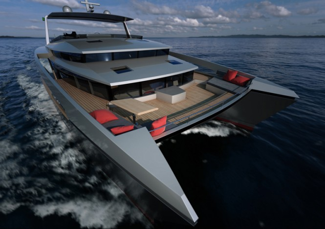 ALU MARINE YACHTS Builder Of Luxury Yachts For Charter