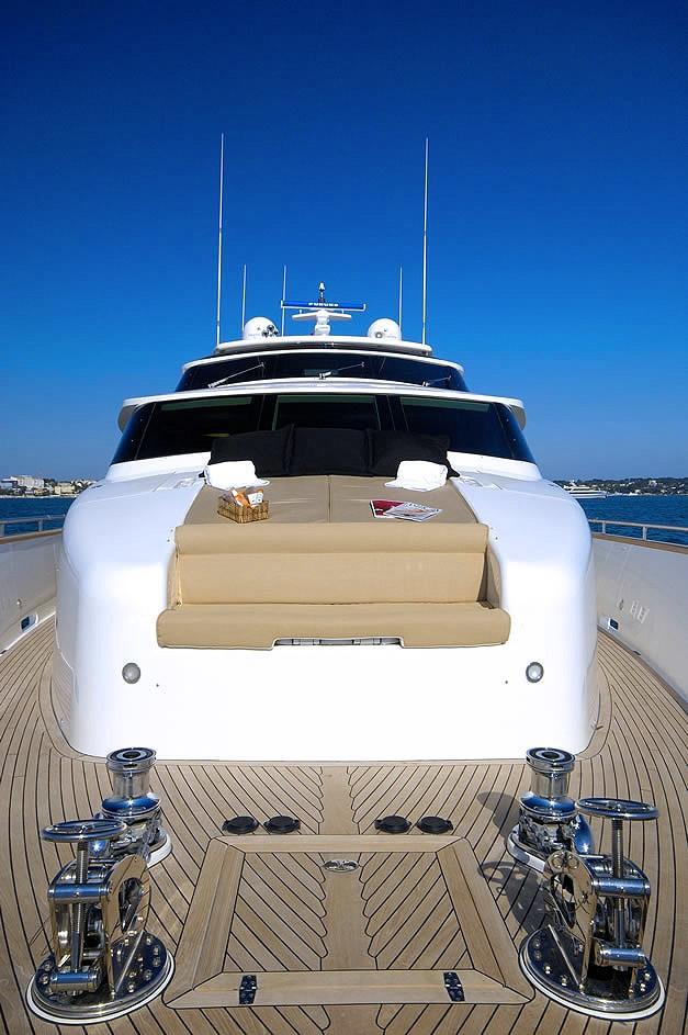 ANNABEL II Yacht Charter Details Horizon Yachts CHARTERWORLD Luxury Superyachts