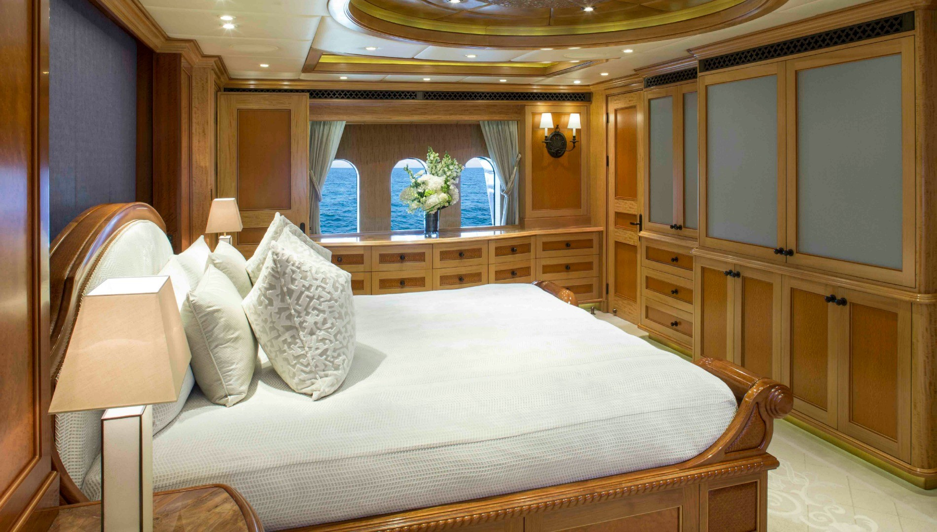 UNBRIDLED Yacht Charter Details Trinity Yachts