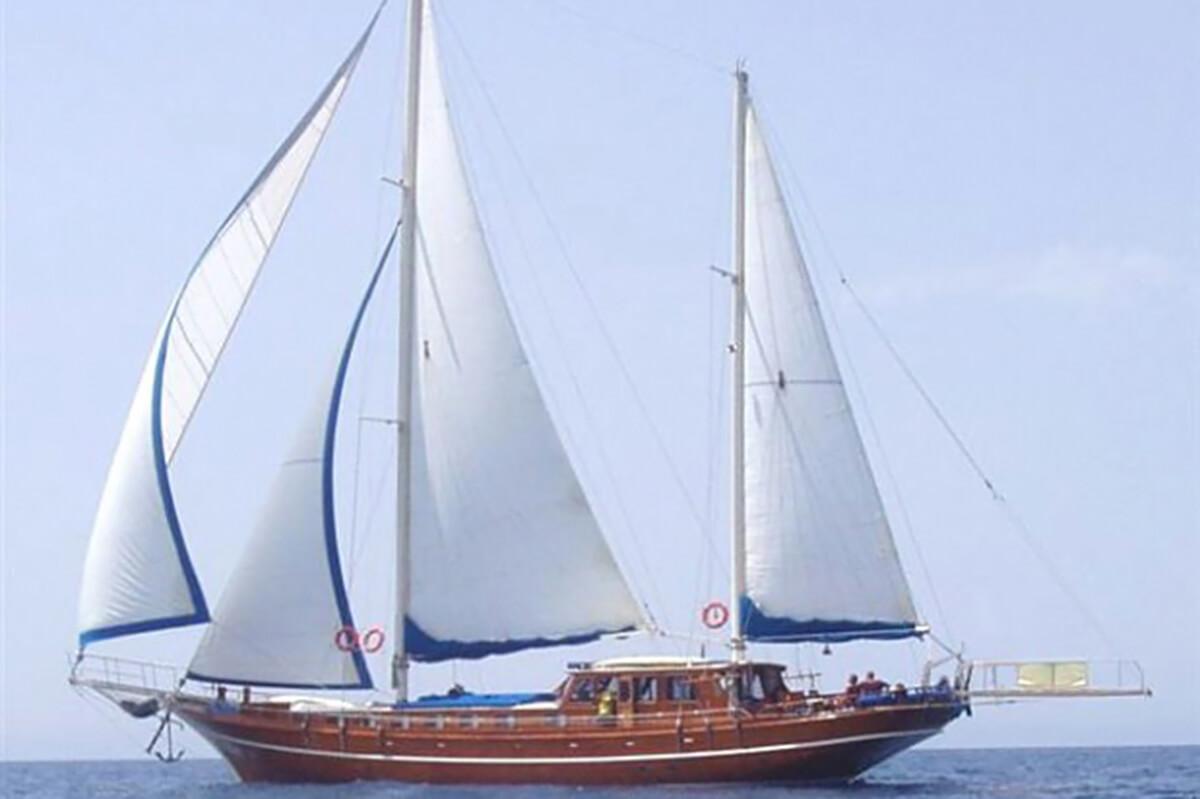 Sailing Gulet BONAVENTURA Yacht Charter Details Gulet