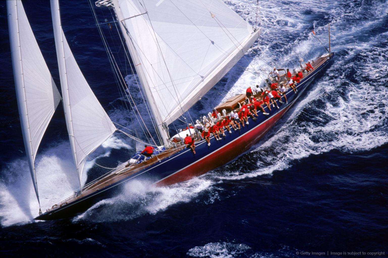 Endeavours History Yacht Charter Details Classic Yacht