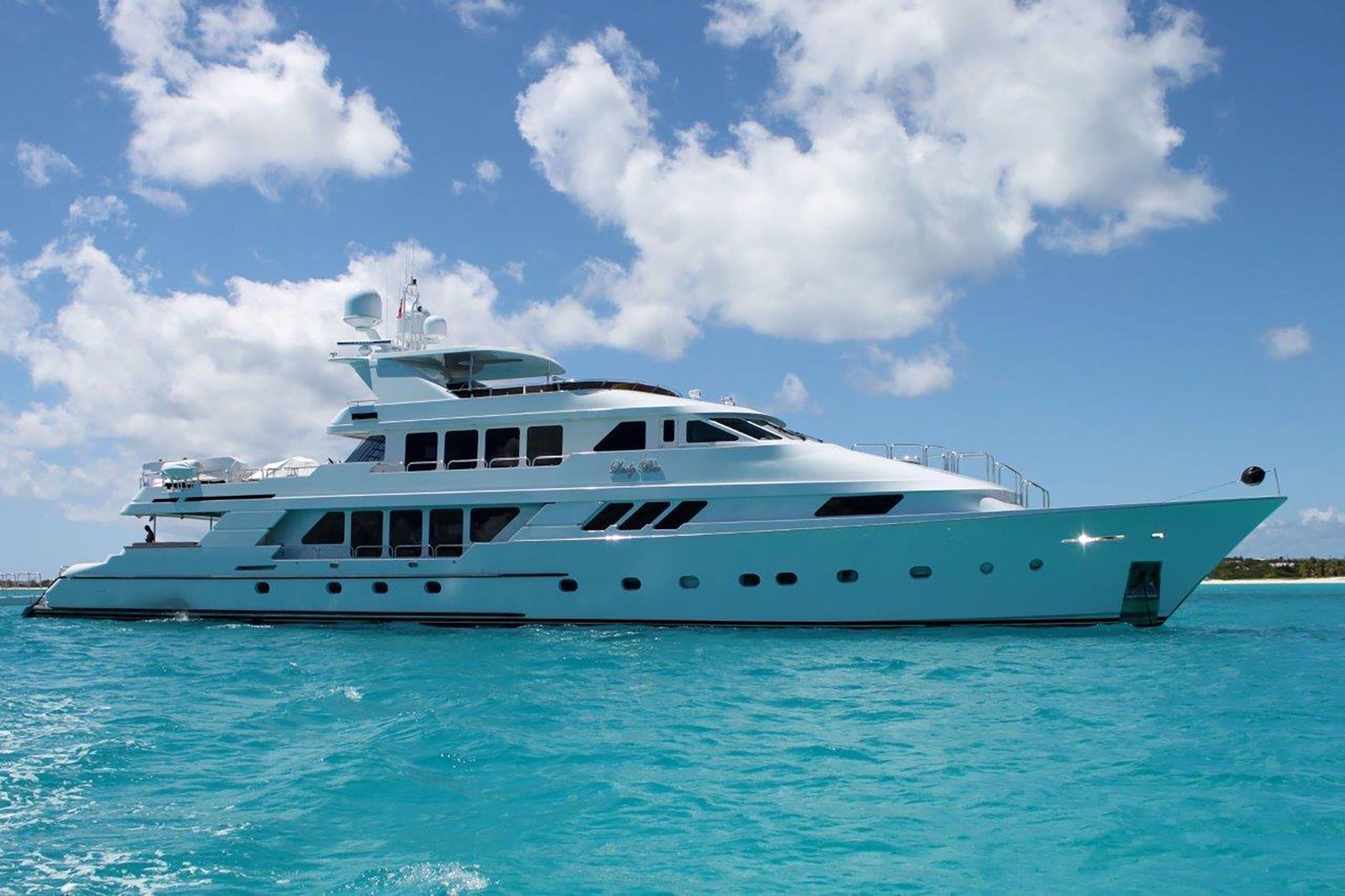 LADY BEE Yacht Charter Details Christensen CHARTERWORLD